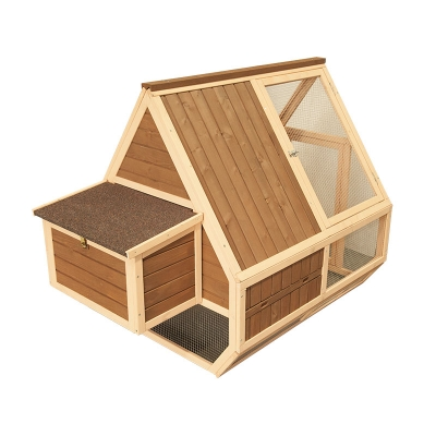 Timber Chicken House