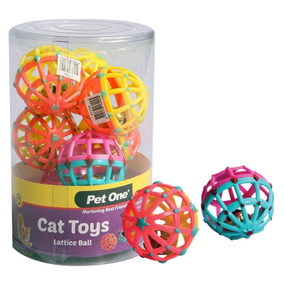 Lattice Ball Assorted Colours