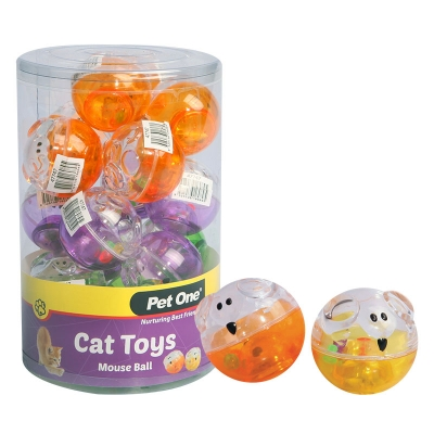 Mouse Ball Assorted Colours